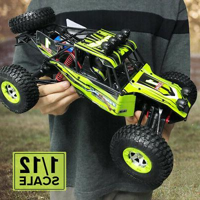 US RC 4WD Remote 2.4Ghz Off-Road