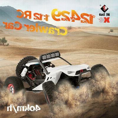 US WLtoys 1:12 4WD Car Crawler 40km/h Off-Road Car Toy