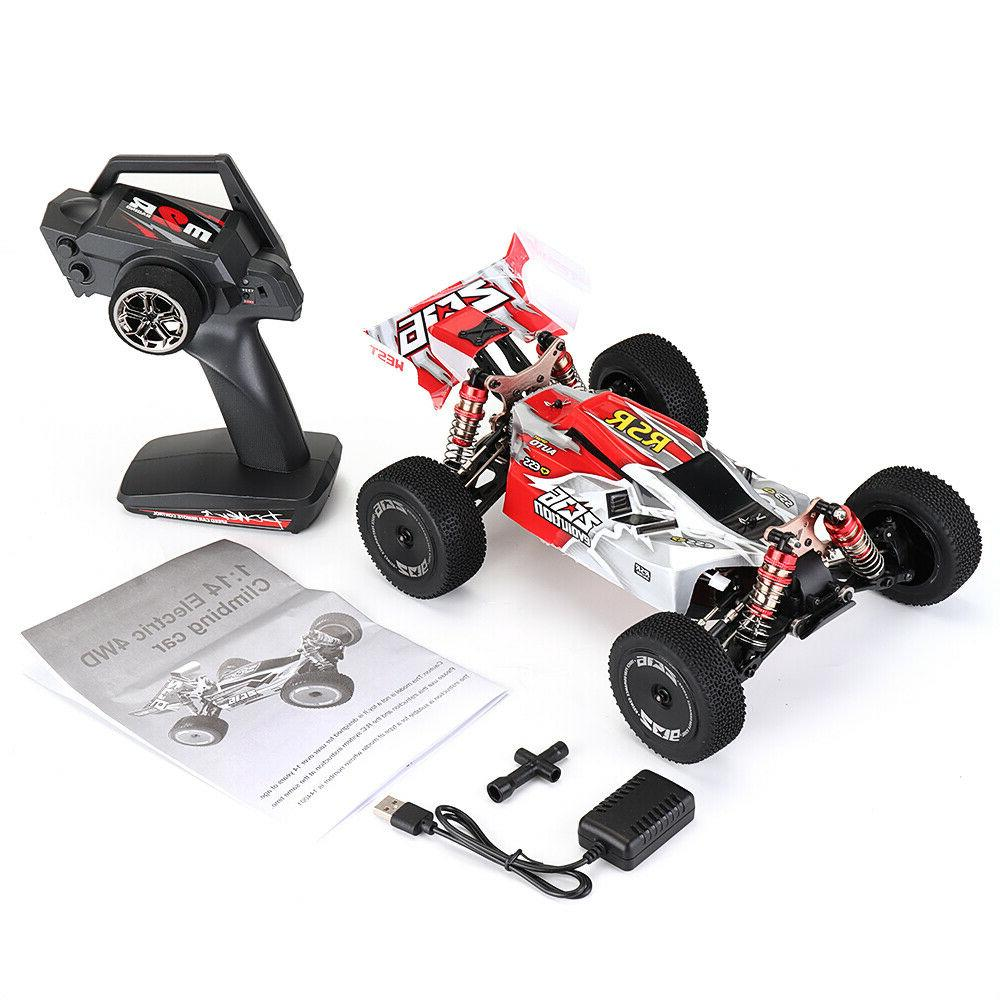 Wltoys 60km/h 4WD Racing Car Toy Gift