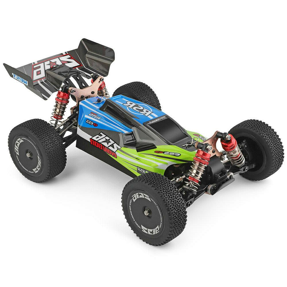 Wltoys Car 60km/h 2.4GHz 4WD Racing Off-Road Toy Gift