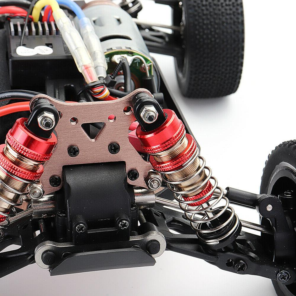 Wltoys RC Car 60km/h 2.4GHz Racing Toy