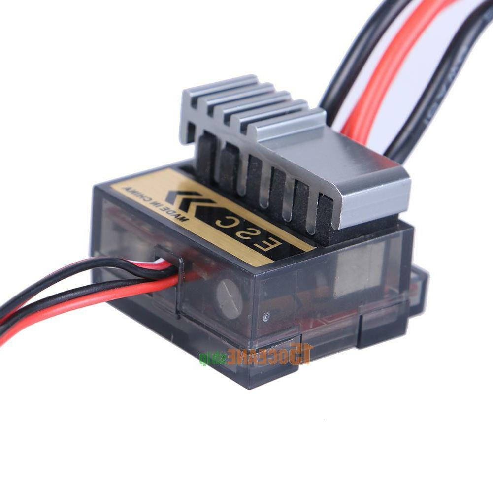 1Pc 1/8 ESC Electronic Speed for RC Car