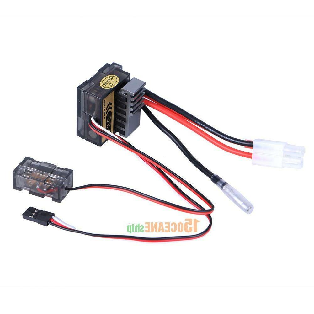 1Pc Brushed 320A Speed Controller RC Car