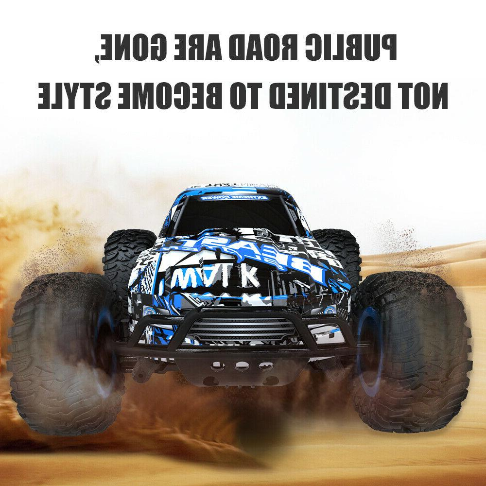 2.4G RC Car 1:16 Control Car Off Road Monster Truck Gift