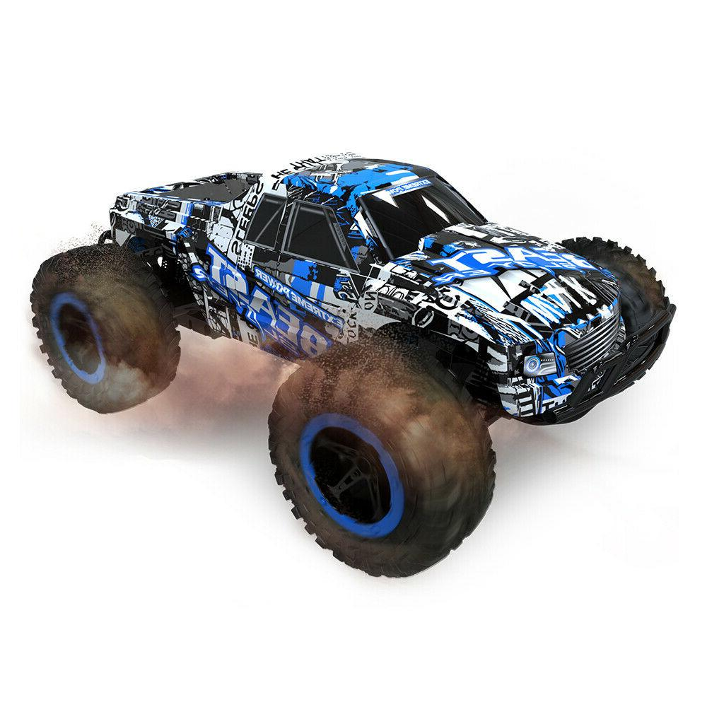 2.4G RC Scale Speed Control Car Monster