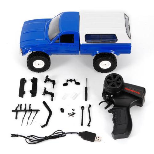 WPL C-24 1/16 2.4G Car 4 Drive System Racing USB