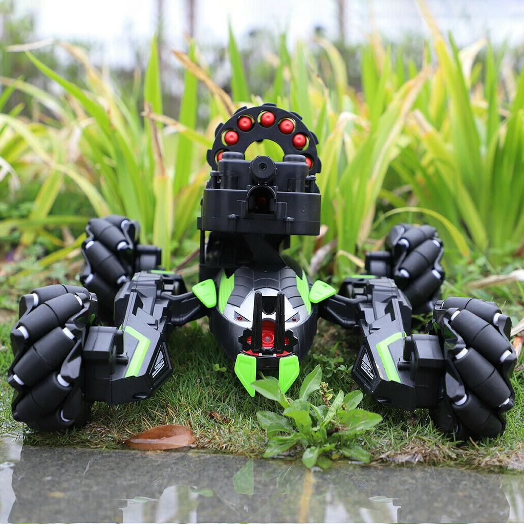2.4Ghz RC Monster Cars Remote Control Scale AA