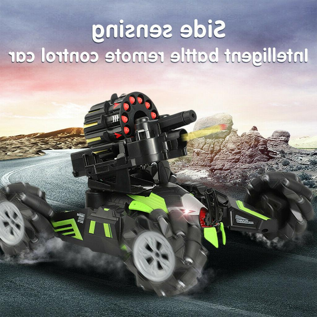 2 4ghz rc monster truck cars remote