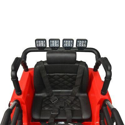 3 Speed 12V Ride SUV RC Control
