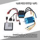3650 Brushless Motor +ESC Motor Combo +LED Programming Card