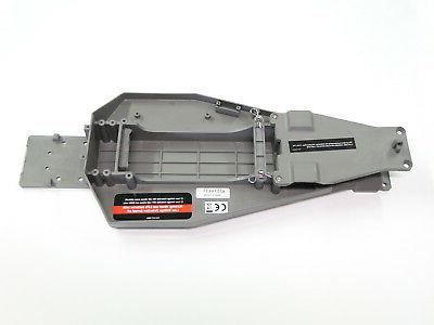 TRAXXAS 3722A Lower Chassis Gray