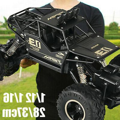 37CM RC Monster Truck Off-Road Buggy Crawler Control