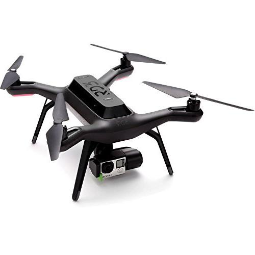 3DR Solo Quadcopter with 3-Axis Gimbal for GoPro