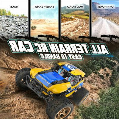 2.4G 1/12 4WD Crawler XK 45KmH Racing US