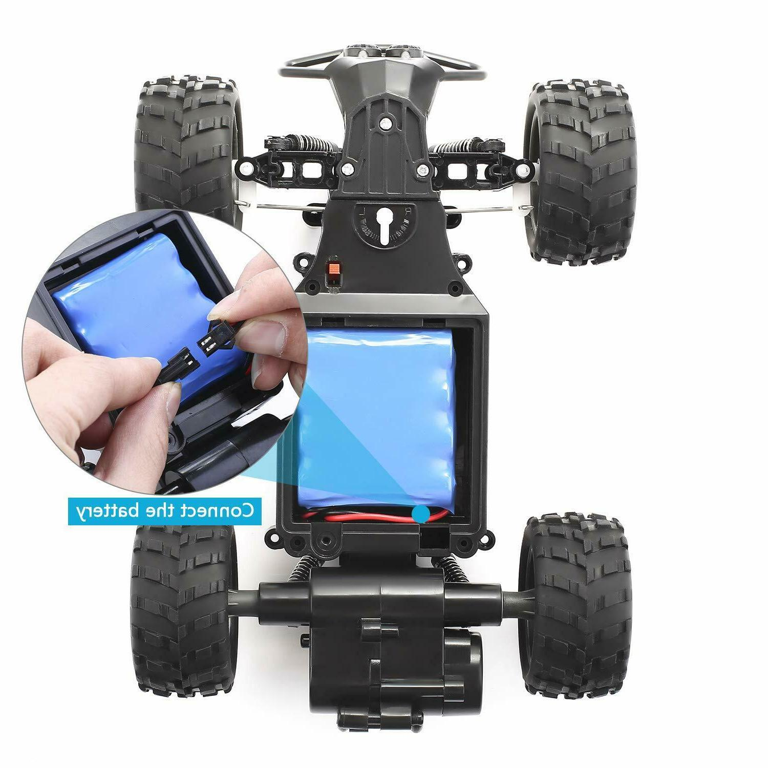 40+MPH 1/12 Car 4WD Speed Fast Remote Large TRACK