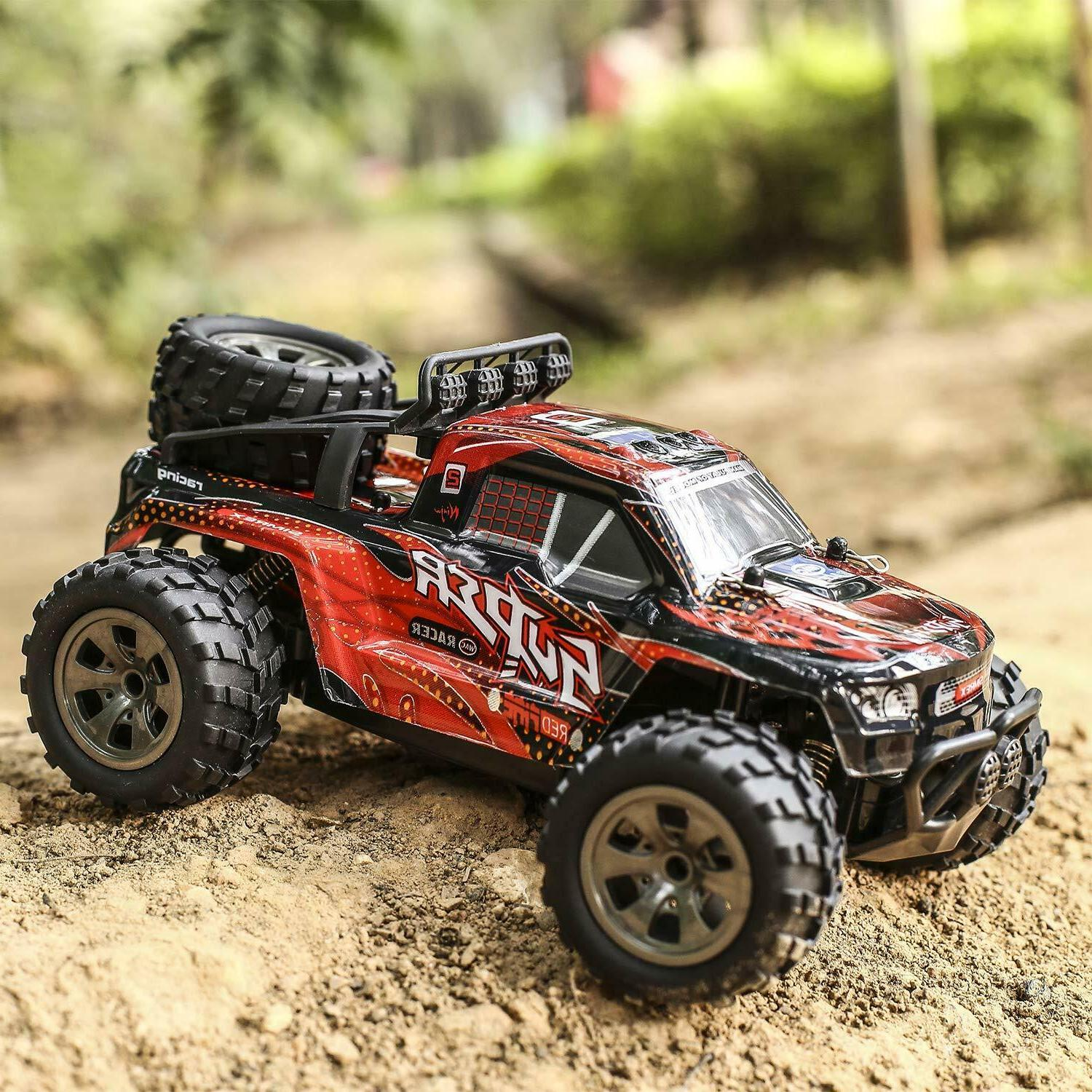 40+MPH Car Speed Remote Controlled Large