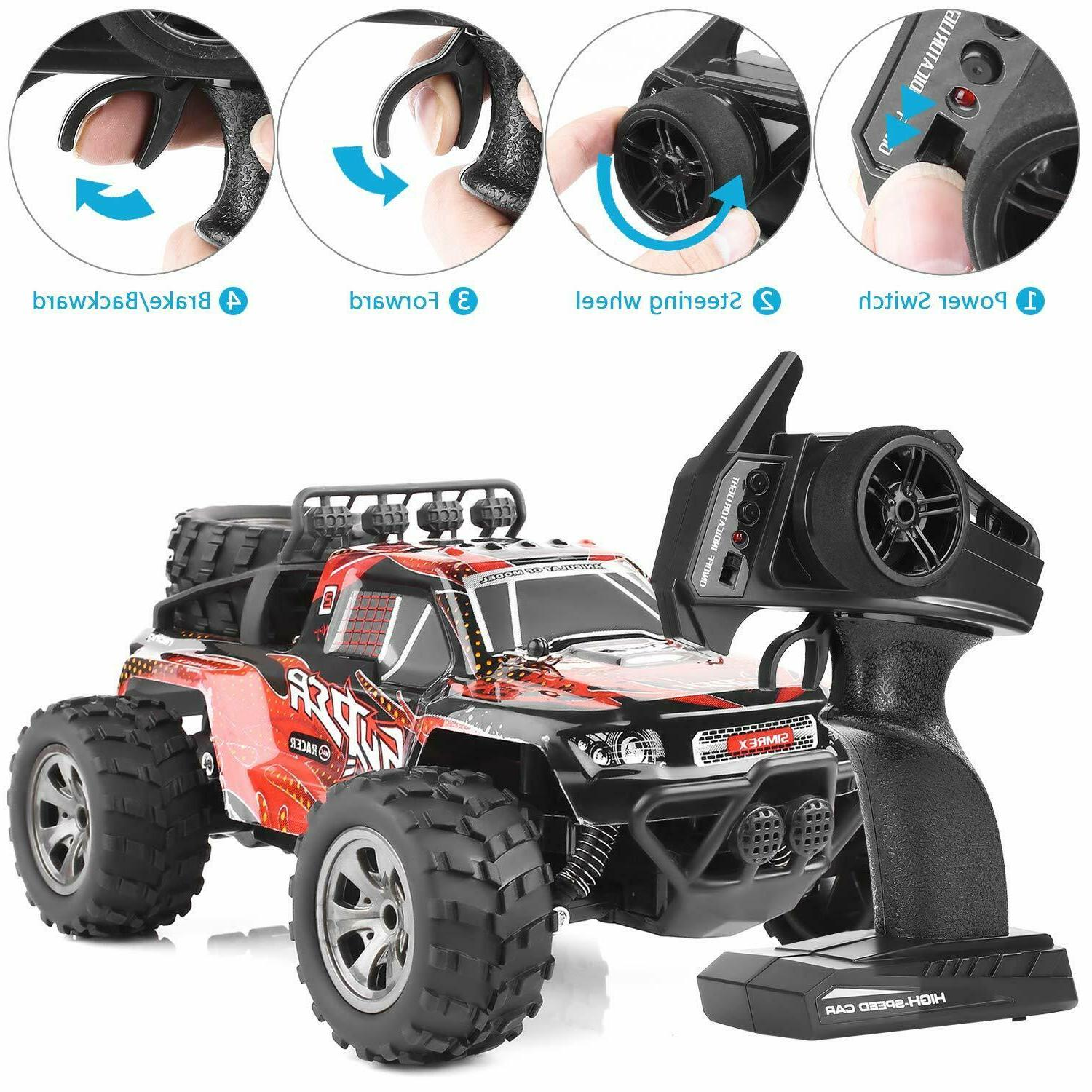 40+MPH Car High Speed Fast Remote Controlled Large TRACK