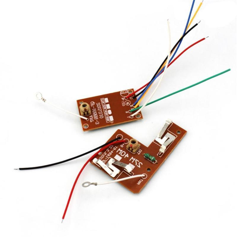 40MHZ Module RC Car Toy Accessories