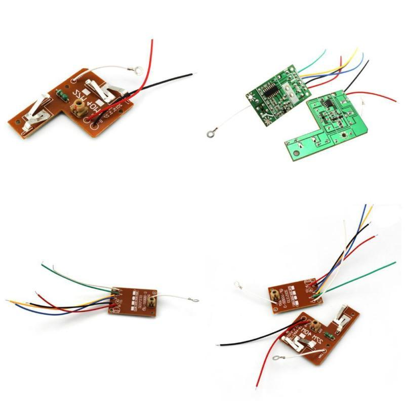 40mhz 4 way remote control module rc