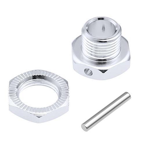 4pcs Wheel Hex Hubs Pins Tires Adapter Nut For HSP Ofna Hyper Buggy HPI 1/8 Parts Pulse