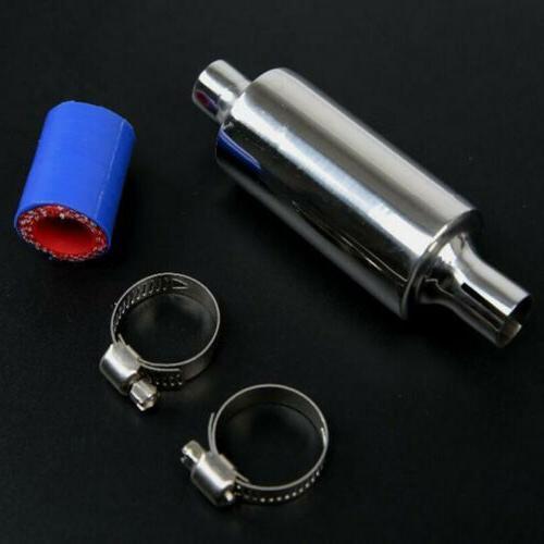 1/5 Gas Metal Pipe Silencer Kit 5B SS ROVAN