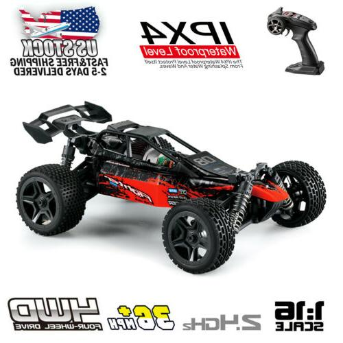 4wd 1 16 scale rc car remote