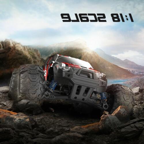 4WD 1:18 Car High Car Road Trucks New