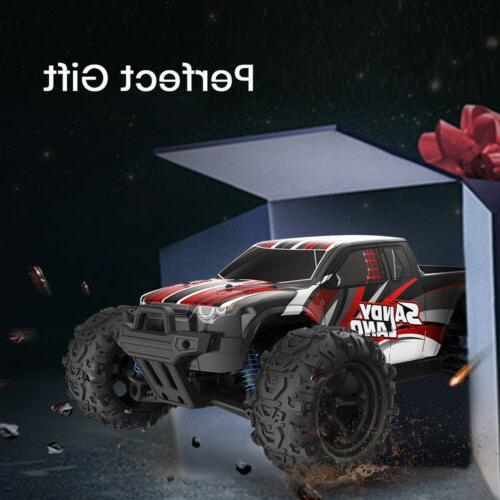 4WD 1:18 RC Car High 30+ 4WD Road Trucks 2 New