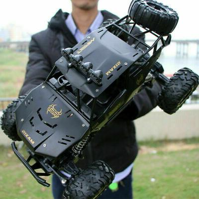 4WD 2.4G RC Control Monster Vehicle USA