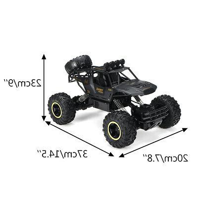 4WD 2.4G RC Control Vehicle Car Buggy USA