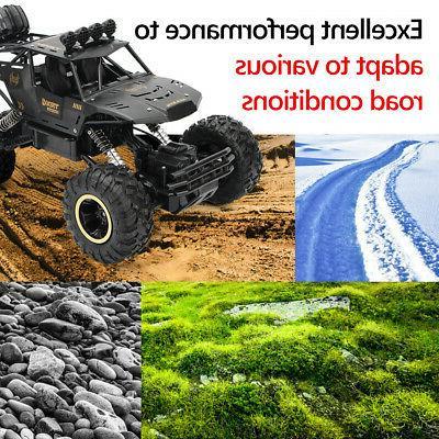 4WD Control Vehicle Crawler Car USA