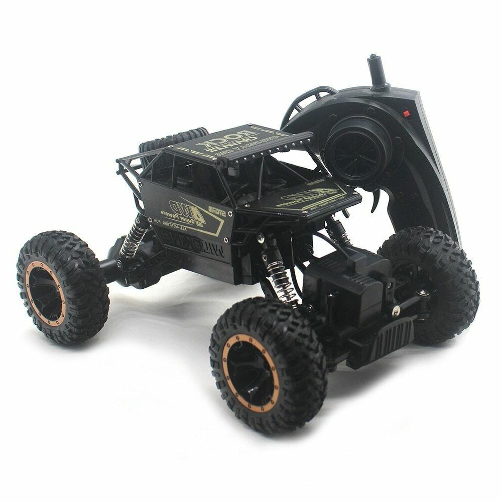 4WD Truck Off-Road Vehicle 2.4G Remote High speed car