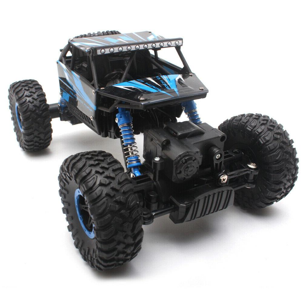 4WD RC Truck Off-Road Vehicle 2.4G Remote Control Gift
