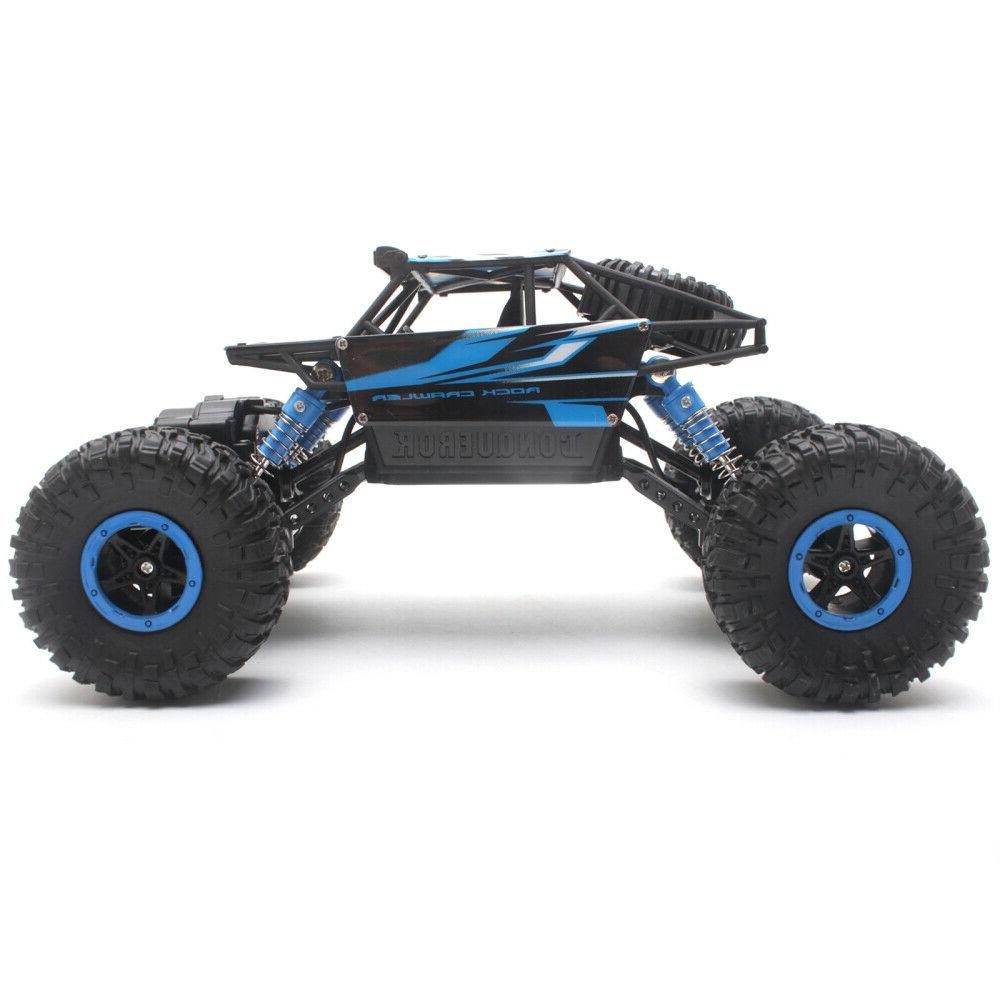 4WD RC Monster Truck Remote Control Buggy Gift