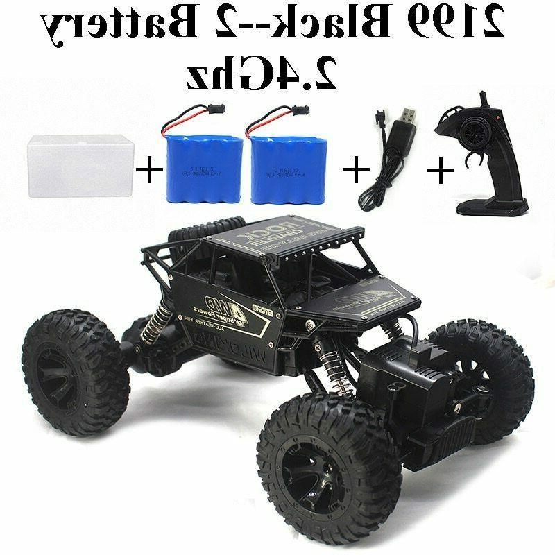 4WD Truck Off-Road Vehicle Remote car