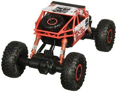 4WD Off-Road Vehicle 2.4G Control Buggy Red