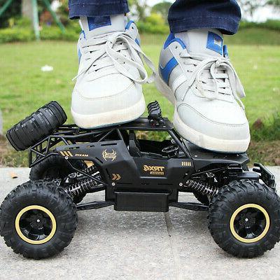 4WD Control Crawler Car Toy