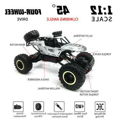 4WD Off-Road Control Toy