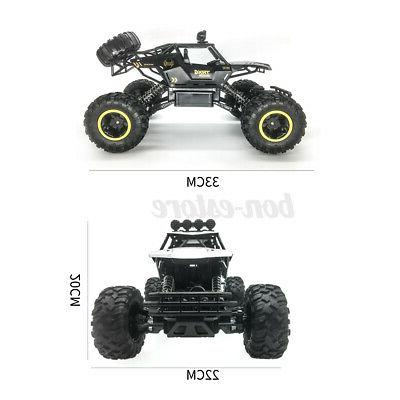 4WD Truck Off-Road 2.4G Control Car Game Toy
