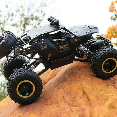 4WD Off-Road 2.4G Remote Toy