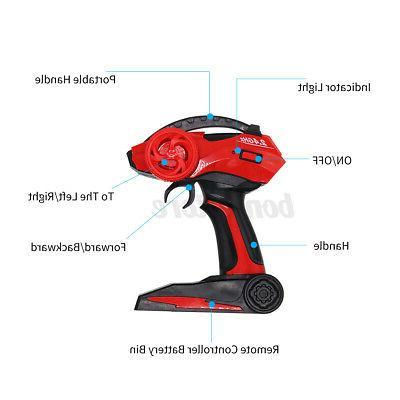 4WD RC Off-Road Control Car Toy