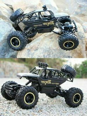 37CM 2.4G 4WD RC Monster Truck Buggy Control