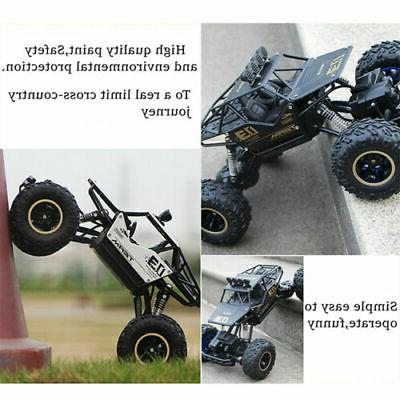 37CM 4WD RC Monster Buggy Crawler Control