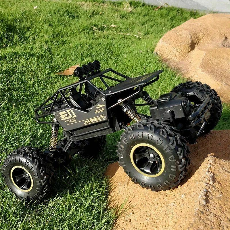 4WD RC Monster Truck Off-Road Vehicle Control Buggy Crawler US
