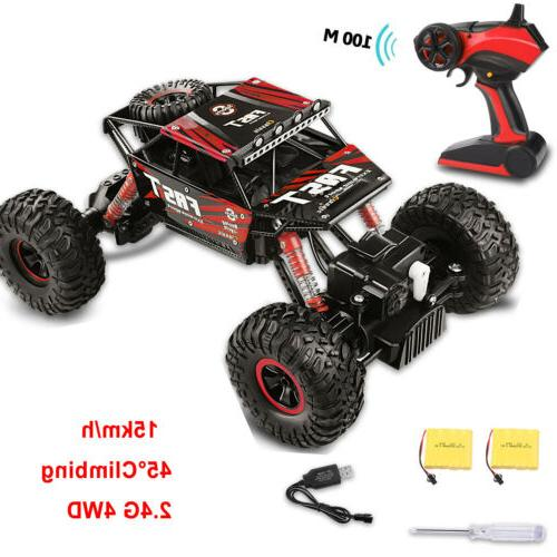 4WD RC Monster Off-Road 2.4G Control Buggy R/B