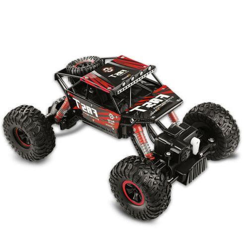 4WD Off-Road Control Crawler Car R/B
