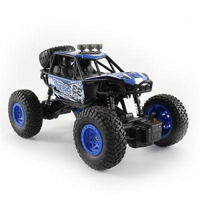 4WD Truck 40Km/h Off-Road Vehicle 2.4G Remote Control Crawler Car Gift