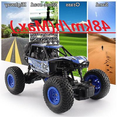 4WD Off-Road Vehicle Control Crawler Gift