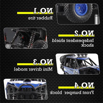 4WD Off-Road Vehicle 2.4G Control Crawler Xmas Gift