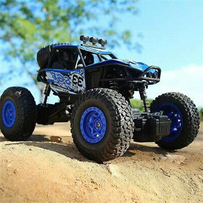 4wd rc truck 40km h off road
